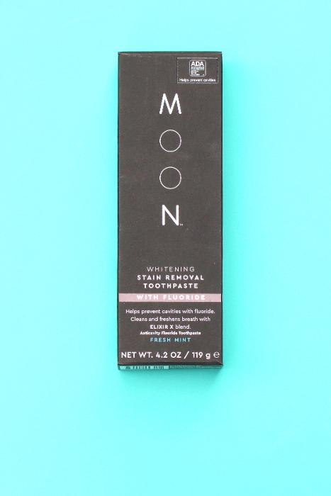 Moon Toothpaste review