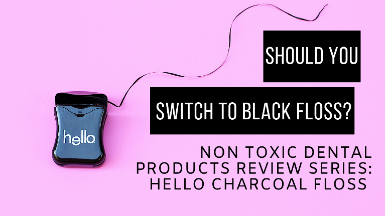 Our Hello Charcoal Floss review goes into details on the natural ingredients, effectiveness and more