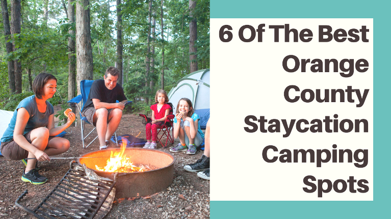 If you are ready for a family staycation & camping adventure near Mission Viejo we have 6 top spots!