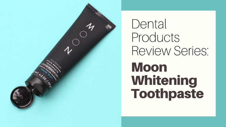 Does Moon whitening toothpaste work? Here is my honest review.