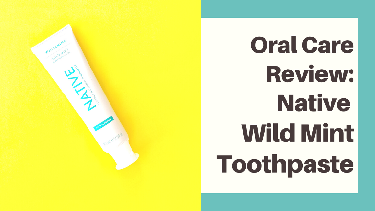 The Native brand has added toothpaste to their list of non toxic living products, here's our review.