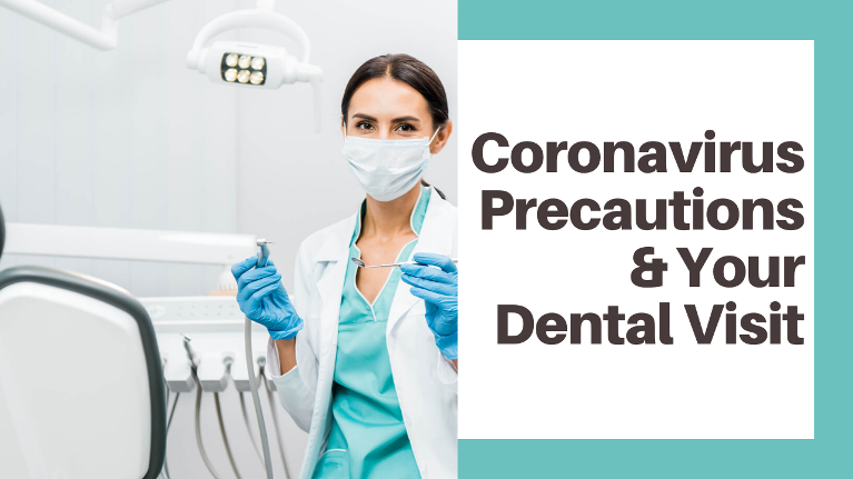 Should you go to your dentist during the coronavirus outbreak? We share precautions and tips.